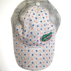 Florida Gators Women's Gray Trucker Adjustable Hat